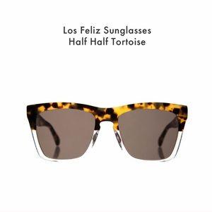 Women's Los Feliz Square Sunglasses